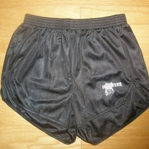 New HOOTERS Girl Original Uniform Shorts BLK SMALL